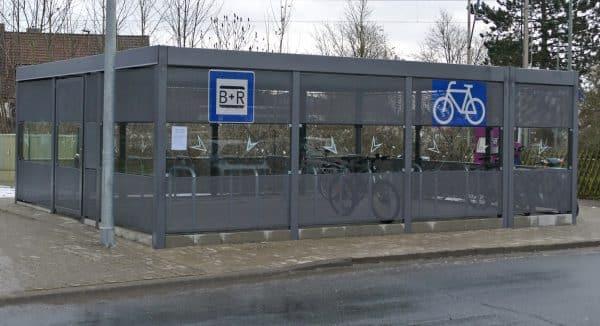 Fahrradhäuser