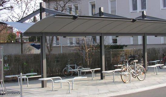 Designüberdachung Urban Style mit Allegro Duo