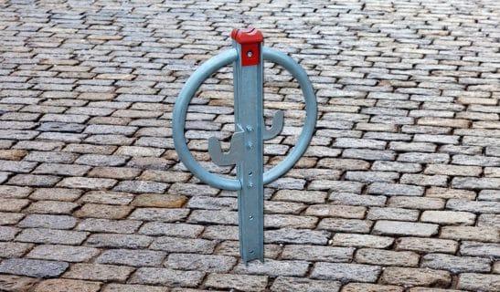 Fahrradständer Forum F4 zum Einbetonieren