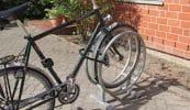 Standsicherer Fahrradständer Rondo