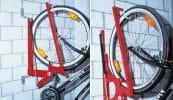 Fahrradständer Vertikalparker Vertica