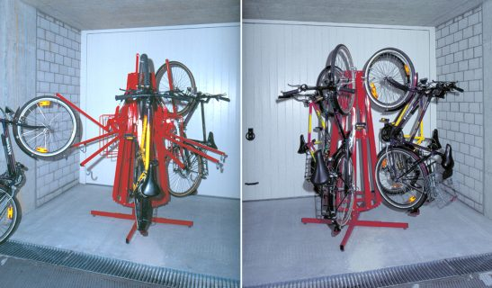 Fahrradkarussel Vertica Spin